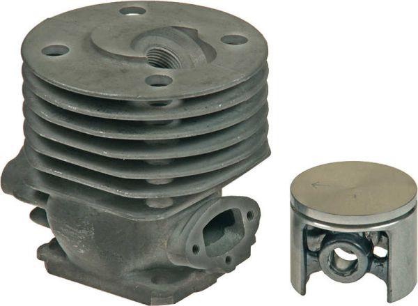 Zylinder mit Kolben für Husqvarna 242 XP Ø42