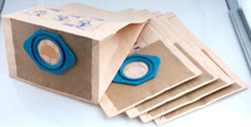 Nilfisk/Alto Papier-Filtersack 9.25l für GA 70, GA80, GA90, GM80, GM90 VPE5