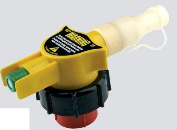 Ausgiesser No-Spill-Einfüllsystem Auto für Hersteller Kanister