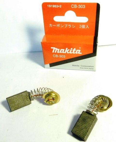Makita Kohlebürsten CB-303