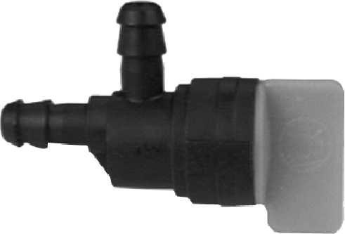 Benzinhahn Briggs&Stratton Kunststoff 1/4 ( 6,4mm) 3,5 - 5 PS