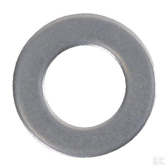 Unterlegscheibe Stahl verzinkt DIN125 Form A, 140HV, D13 (100 Stück)