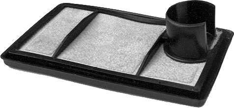 Luftfilter Zusatzfilter f. Stihl TS 400