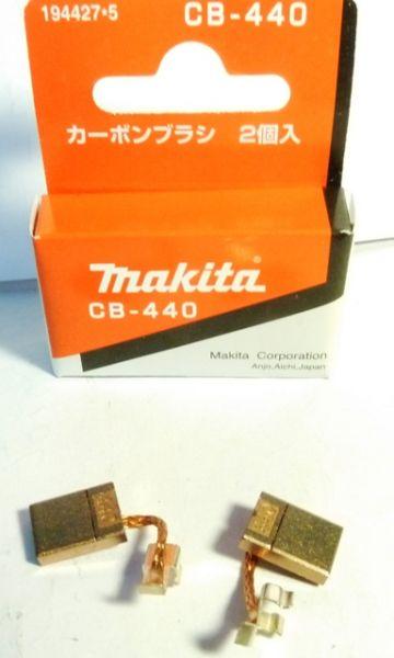 Makita Kohlebürsten CB-440