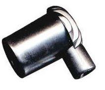 Zündkerzenstecker M4-Anschluß aus Bakelite