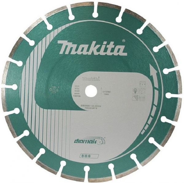 Makita Diamanttrennscheibe 115/22,23mm DIAMAK Profi
