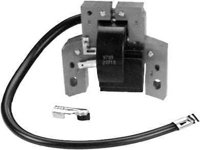 Elektronik Zündung für Briggs&Stratton Quantum & Europa - 5 PS Zündmodul