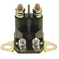 Magnetschalter 12V 4 Anschlüsse 6.4 mm Ø Gewindebolzen oben, 4.8 mm Ø Gewindebolzen unten