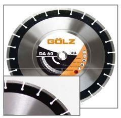 Gölz Diamanttrennscheibe DA-60 Laser-Asphalt 450x25,4
