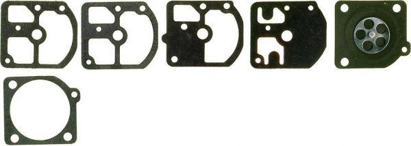 Membransatz Zama GND-04, GND-07 f. C1S =Stihl 09, 010, 011, 012, 011 AV, AVEQ, BR106, FS106, FS180,