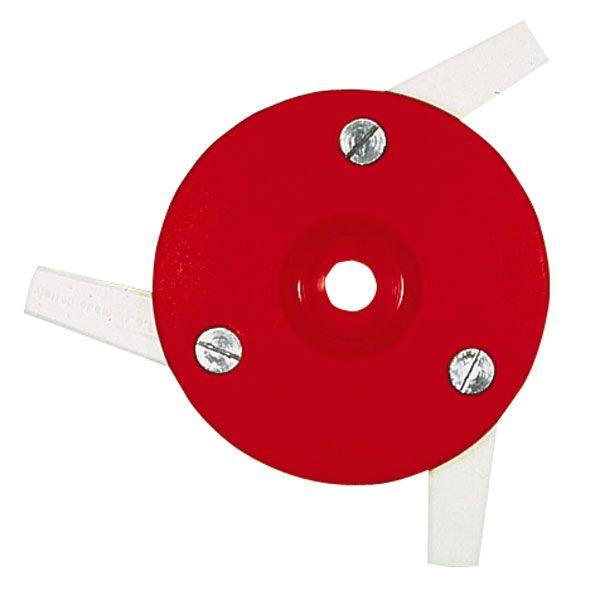 Ersatzklingen für Mähkopf Pro Trim Universal Ø 230 mm / 300 mm (Polycut)