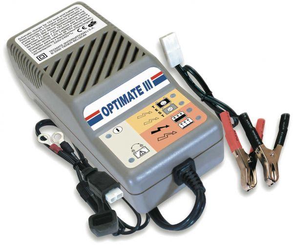 Opti Mate Batterie Test + Ladegerät