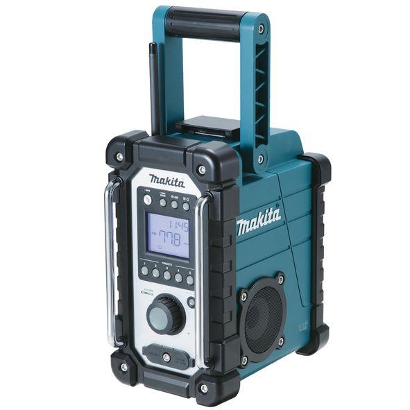 Makita Baustellenradio DMR 102 für 7,2 - 18 V Akku