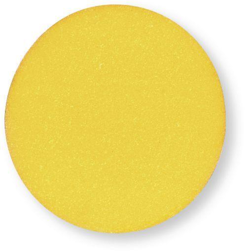 Berner Polierschwamm medium gelb Ø 80 mm (VPE5)