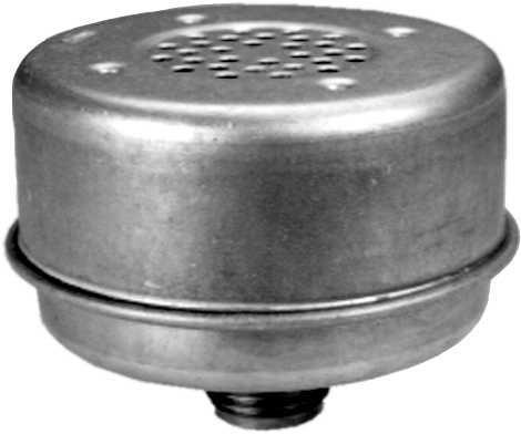 Auspuff Schalldämpfer Briggs&Stratton 2 - 4 PS vertikale Kurbelwelle