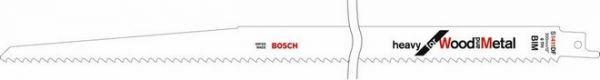 """Bosch Säbelsägeblatt S 1411DF 300x19x1,25mm /12"""" VPE 5"""