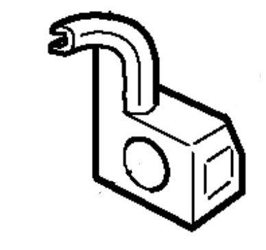 Dichtung Ölpumpe Husqvarna 335 XPT, 340, 340 E, 345, 345 E, 350