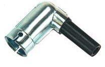Zündkerzenstecker M4-Anschluß metallabgeschirmt, nicht entstört
