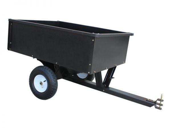 Rasentraktor / Frontmäher Anhänger kippbar 200kg