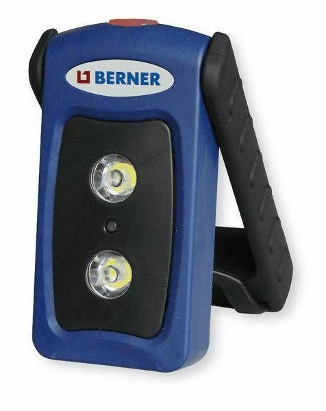 LED Arbeitslampe Berner Pocket Delux SUN Micro