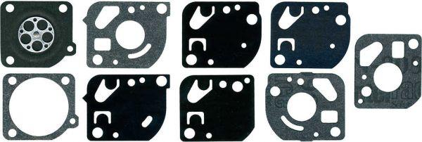 Membransatz Zama GND-18 f. C1Q-E3 oder E4 f. Husqvarna 125C, Efco JET