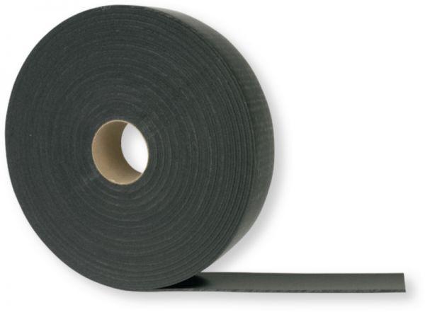 Berner Nageldichtband PE schwarz 360 m