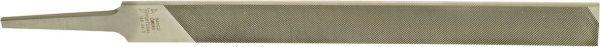 Mühlsägenfeile - Flachfeile 250mm mit zwei behauenen Rundkanten